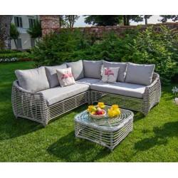 Salotto da giardino in polyrattan nuovo art.6451350000 consegna gratuita-arredamentishop.it   Offerte mobili 1.250,00€ 1.250...