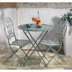 Set tavolo e sedie da giardino in ferro nuovo art.6453830000 consegna gratuita-arredamentishop.it   Offerte mobili 158,00€ 1...