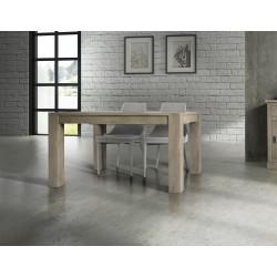 Tavolo rovere allungabile cm 140x90-220x90 art.861 nuovo consegna gratuita-arredamentishop.it   Offerte mobili 630,00€ 630,0...