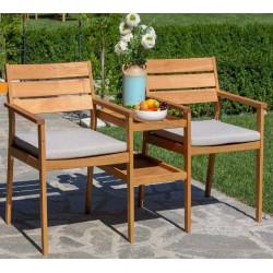 Poltrone da giardino con tavolino centrale art.7403540000 nuovo consegna gratuita-arredamentishop.it   Offerte mobili 265,00...