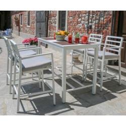 Tavolo bar con sgabelli art.6450430000 nuovo consegna gratuita-arredamentishop.it   Offerte mobili 850,00€ 850,00€ 850,00€...