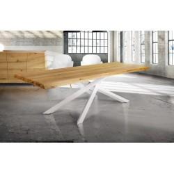 Tavolo legno massello roma art.1643 nuovo cm 180 x 90 consegna gratuita-arredamentishop.it   Offerte mobili 700,00€ 700,00€...
