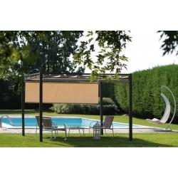 Gazebo con tende laterali nuovo art.7403230000 consegna gratuita-arredamentishop.it   Offerte mobili 650,00€ 650,00€ 650,00...