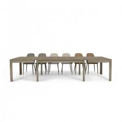 Sedia tortora set 4 pezzi nuova art.989 consegna gratuita-arredamentishop.it   Offerte mobili 150,00€ 150,00€ 150,00€ 150,...