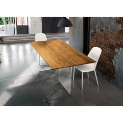 Sedie bianche moderne art.987 set 4 pezzi nuovo consegna gratuita-arredamentishop.it   Offerte mobili 150,00€ 150,00€ 150,0...