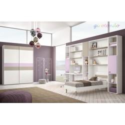 Cameretta offerta art.GT4059 nuova-arredamentishop.it   Offerte mobili 1.700,00€ 1.700,00€ 1.700,00€ 1.700,00€