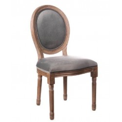 Poltrona Luigi XVI grigia set 2 pezzi art.64139 nuova consegna gratuita-arredamentishop.it   Offerte mobili 220,00€ 220,00€...