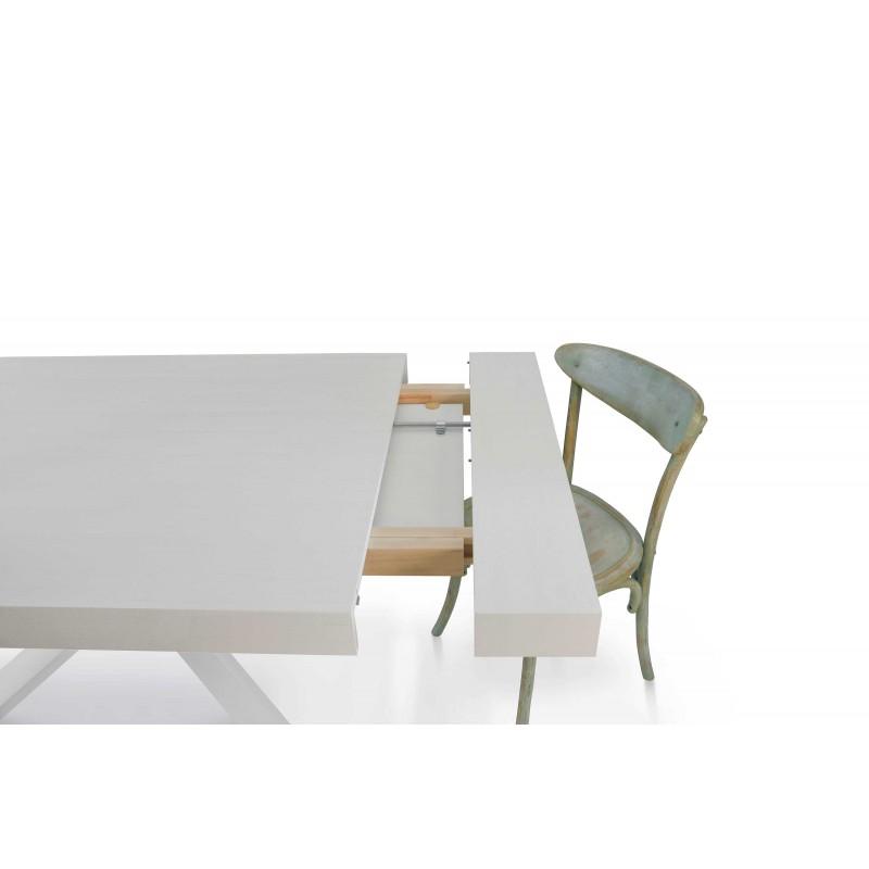 Tavolo allungabile 180x100 aperto 280x100 nuovo art.1611 consegna gratuita-arredamentishop.it   Offerte mobili 550,00€ 550,0...