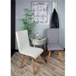 Sedia in tessuto bianco nuova set 6 pezzi art.2804840000 consegna gratuita-arredamentishop.it   Offerte mobili 310,00€ 310,0...
