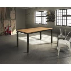 Tavolo allungabile industriale nuovo art.799 consegna gratuita-arredamentishop.it   Offerte mobili 190,00€ 190,00€ 190,00€...