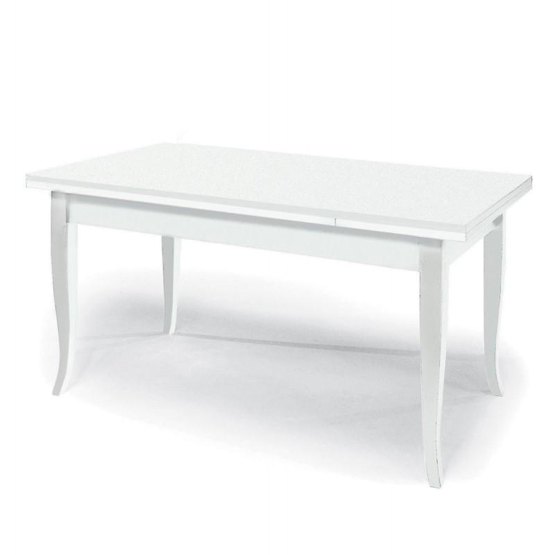 Tavolo 80x80 allungabile bianco nuovo art.745 consegna gratuita-arredamentishop.it   Offerte mobili 210,00€ 210,00€ 210,00...