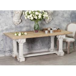 Tavolo con colonne nuovo art.45506 consegna gratuita-arredamentishop.it  AD TREND Offerte mobili 640,00€ 640,00€ 640,00€ 6...