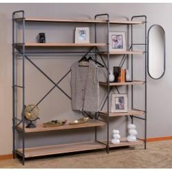 Ingresso stile industriale nuovo art.60141 consegna gratuita-arredamentishop.it  AD TREND Offerte mobili 445,00€ 445,00€ 44...