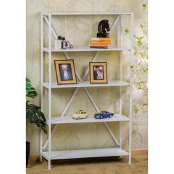 Scaffale in metallo bianco nuovo art.60444 consegna gratuita-arredamentishop.it  AD TREND Offerte mobili 110,00€ 110,00€ 11...