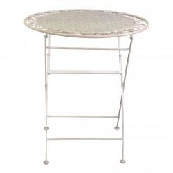Tavolo con 2 sedie da giardino in metallo nuovo art.6453840000 consegna gratuita-arredamentishop.it  Vacchetti Offerte mobili...
