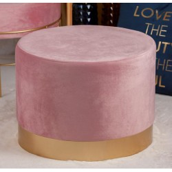 Puffo rosa in velluto diametro 48 cm nuovo art.57784 consegna gratuita-arredamentishop.it  AD TREND Offerte mobili 60,00€ 60...