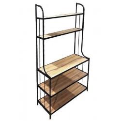 Libreria stile industrial nuova art.72201 consegna gratuita-arredamentishop.it  AD TREND Offerte mobili 190,00€ 190,00€ 190...