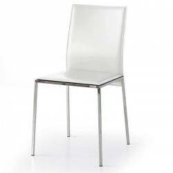 Sedia ecopelle bianca set 2 pezzi nuova art.660 consegna gratuita-arredamentishop.it  Tempesta Offerte mobili 190,00€ 190,00...