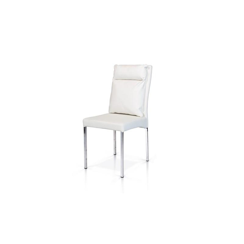 Poltroncina bianca in ecopelle set 4 pezzi nuova art.952 consegna gratuita-arredamentishop.it  Tempesta Offerte mobili 380,00...