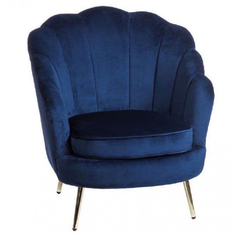 Poltrona blu nuova art.67947 consegna gratuita-arredamentishop.it  AD TREND Offerte mobili 220,00€ 220,00€ 220,00€ 220,00€