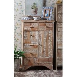 Mobiletto in legno grezzo nuovo art.49279 consegna gratis-arredamentishop.it   Offerte mobili 180,00€ 180,00€ 180,00€ 180,...