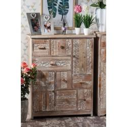 Cassettiera in legno intarsiata nuova art.49280 consegna gratis-arredamentishop.it   Offerte mobili 230,00€ 230,00€ 230,00...