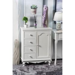 Credenzina bianca nuova art.50250 consegna gratis-arredamentishop.it   Offerte mobili 160,00€ 160,00€ 160,00€ 160,00€