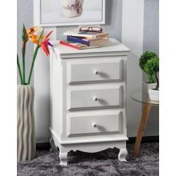 Comodino bianco nuovo art.50257 consegna gratuita-arredamentishop.it   Offerte mobili 95,00€ 95,00€ 95,00€ 95,00€