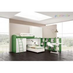 Cameretta art.GT4008 nuova  Home 2,150.00