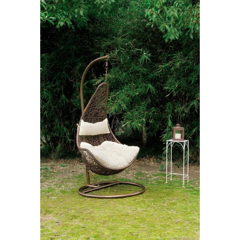 Sedie Da Giardino Offerte.Poltrona Sospesa Da Giardino Nuova Art 41222 Consegna Gratis