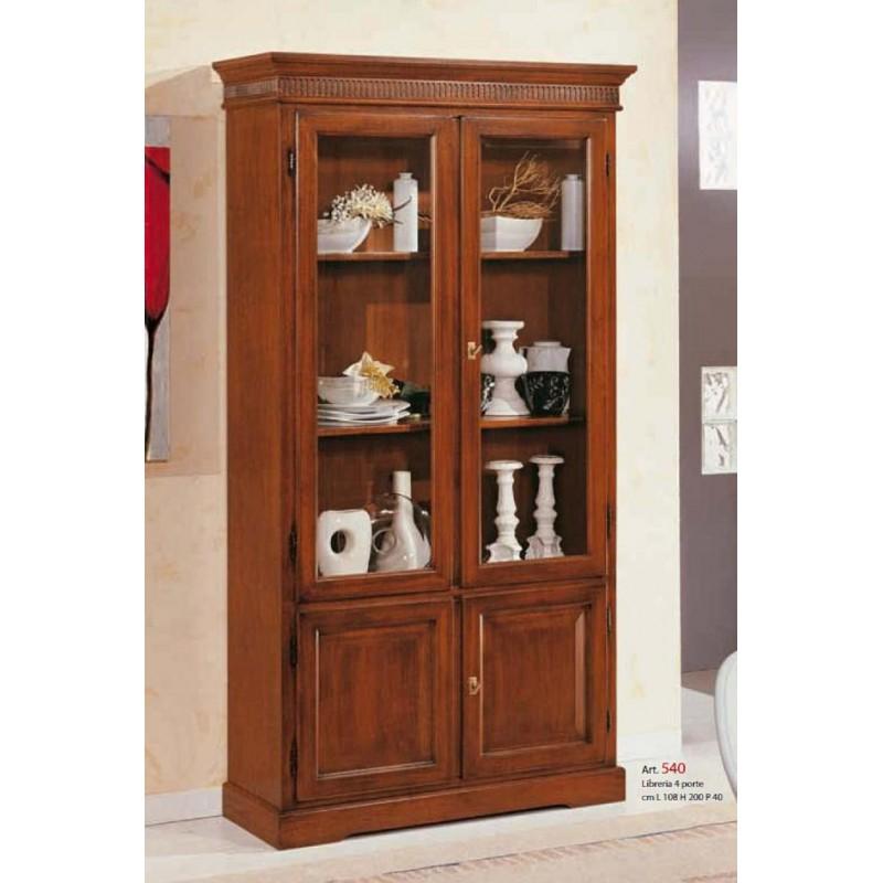 Libreria in legno nuova art. 540 consegna gratuita   Home 380,00€ 380,00€ 380,00€ 380,00€