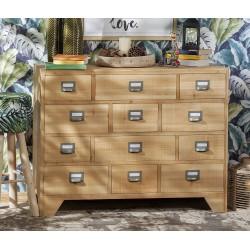 Cassettiera in legno naturale nuova art.53246 consegna gratis-arredamentishop.it   Offerte mobili 290,00€ 290,00€ 290,00€ ...