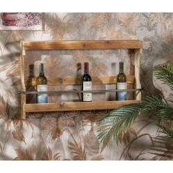 Portabottiglie da parete set 2 pezzi nuovo art.51722 consegna gratis-arredamentishop.it   Offerte mobili 116,00€ 116,00€ 11...
