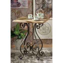 Tavolino quadrato in legno e metallo bar nuovo art.51724 consegna gratis-arredamentishop.it   Home 100,00€ 100,00€ 100,00€...