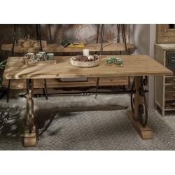 Tavolo rustico nuovo art.51727 consegna gratis-arredamentishop.it   Home 480,00€ 480,00€ 480,00€ 480,00€