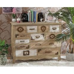 Credenza in legno country nuova art.50671 consegna gratis-arredamentishop.it   Home 220,00€ 220,00€ 220,00€ 220,00€