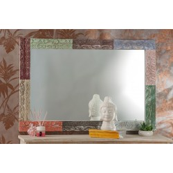 Specchio con cornice in legno nuovo art.51572 consegna gratis   Home 90,00€ 90,00€ 90,00€ 90,00€