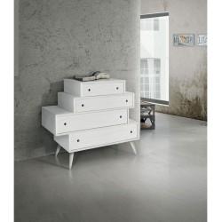 Cassettiera con moduli sfalsati in abete nuova art.877 consegna gratuita-arredamentishop.it   Offerte mobili 350,00€ 350,00...