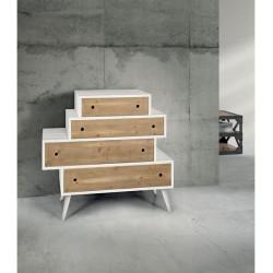 Cassettiera sfalsata in abete nuova art.878 consegna gratuita-arredamentishop.it   Offerte mobili 350,00€ 350,00€ 350,00€ ...