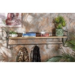 Mensola da parete in legno nuova art.51719 consegna gratuita   Home 48,00€ 48,00€ 48,00€ 48,00€